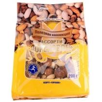 Ореховая смесь Santa Vita Полезная коллекция 200 г