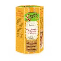 Печенье Корисна Кондитерська миндально-кукурузное