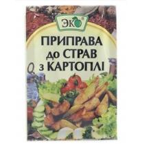 Приправа Эко для картофеля, 20г