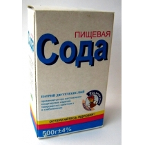 Сода Салюков пищевая