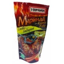 Маринад Торчин продукт соево-имбирный