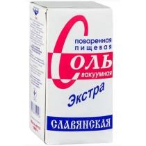 Соль ССК Словянская Экстра кухонная вак, 1кг