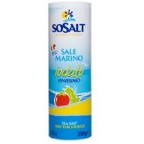 Соль Sosalt морская йодированная экстра, 250г