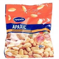 Арахис Премія соленый жареный со вкусом бекона 35 г