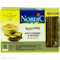 Хлебцы Nordic пшеничные