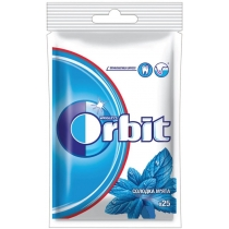 Резинка жевательная Orbit Сладкая мята