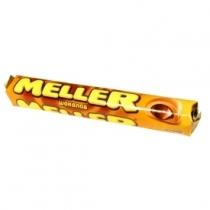 Конфета Meller ирис с шоколадом жевательная, 38г
