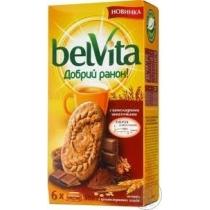 Печенье BelVita с шоколадом