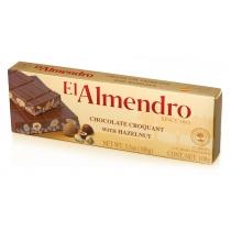 Туррон El Almendro Орехи Шоколад 100 г