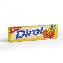 Резинка жевательная Dirol тропический коктейль
