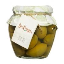Оливки Bella di Cerignola G Большие зеленые