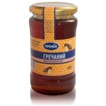 Мед Премія гречневый цветочный натуральный, 400гр