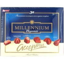 Конфеты Millennium Elegance ассорти молочный, 285г