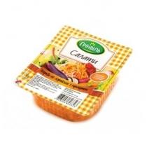 Морковь Грінвіль с кунжутом по корейськи