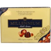 Конфеты Millennium Gold молочный шоколад 205 г