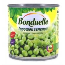 Горошек Bonduelle зеленый ж/б