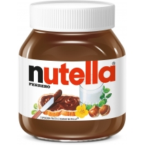 Крем Nutella шоколадный 630 г