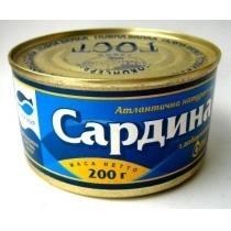 Сардина Аквамир атлантическая ндм ж/б №38