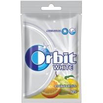 Резинка жевательная Orbit Белоснежный фруктовый