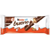 Батончик Bueno Е-2 шоколадно-вафельный