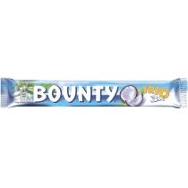 Батончик Bounty Trio с мякотью кокосу в молоч шок