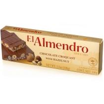 Туррон Almendо Шоколад 100 г