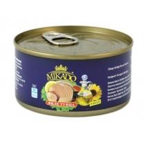Тунец Mikado филе в масле ж/б