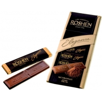 Шоколад Roshen Elegance экстрачерный