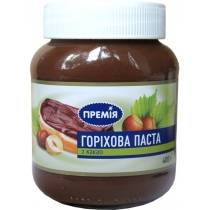Паста Премія Горіхова 400 г