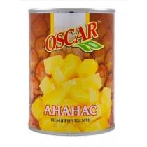 Ананасы Оscar кусочками