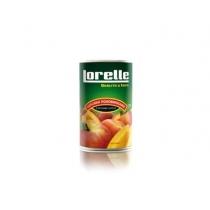 Персики Lorelle половинки в сиропе ж/б
