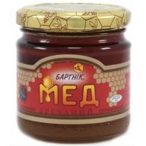 Мед Бартник натуральный цветочный гречаный