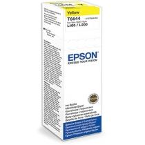 Контейнер с чернилом Erson L100/ L200 Yellow (C13T66444A)