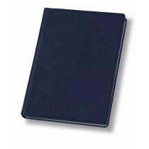Ежедневник датированный 2020, А4, NEBRASKA, темно-синий, А4