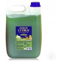 Средство для мытья посуды Зеленый лимон Gold Cytrus 5 л