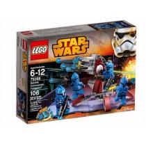 """Конструктор Лего """"Спецподразделение Сената (Senate Commando Troopers ™)"""""""
