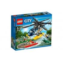 """Конструктор Лего """"Преследование вертолетом"""""""