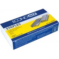 Скоби для степлерів  Economix, №24/6, 1000 шт