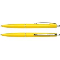 Ручка шариковая автомат. Schneider OFFICE желтый
