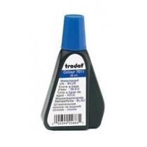 Краска штемпельная TM TRODAT 7011, синяя