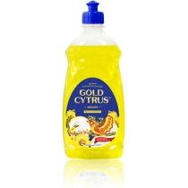 Средство для мытья посуды Желтый Gold Cytrus 0,5 л