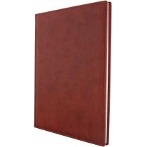 Еженедельник датированный 2017, VIVELLA , коричневый, А4