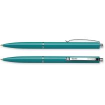 Ручка шариковая Schneider К 15 бирюзовая