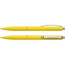 Ручка шариковая Schneider К15 желтая
