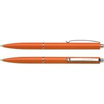 Ручка шариковая Schneider К15 оранжевая