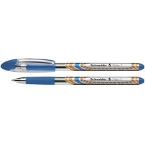 Ручка масляная Schneider SLIDER F черная