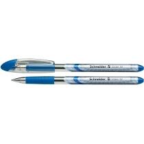 Ручка масляная Schneider SLIDER М синяя