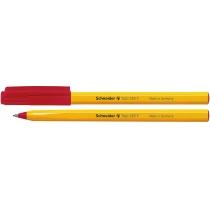 Ручка шариковая Schneider TOPS 505 F красная