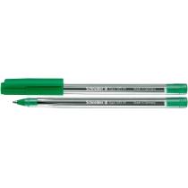 Ручка шариковая Schneider TOPS 505 М зеленая