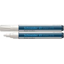 Маркер для декоративных и промышленных работ Schneider MAXX 270 белый
